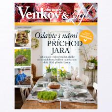 Aktuální vydání Venkov & styl - Marianne 2/2019 (poštovné zdarma)