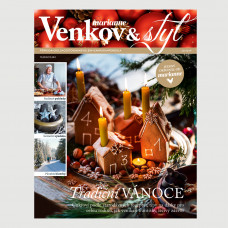 Aktuální vydání Venkov & styl - Marianne 10/2019 (poštovné zdarma)