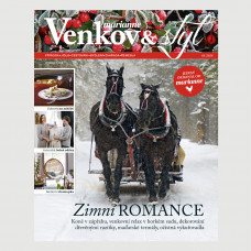Aktuální vydání Venkov & styl - Marianne 1/2020 (poštovné zdarma)