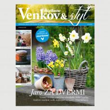 Aktuální vydání Venkov & styl - Marianne 3/2020 (poštovné zdarma)