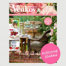 Aktuální vydání Venkov & styl - Marianne 6/2020 POŠTOVNÉ ZDARMA (pouze pro ČR)